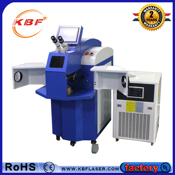 Factory mini portable high accuracy laser beam welding machine price