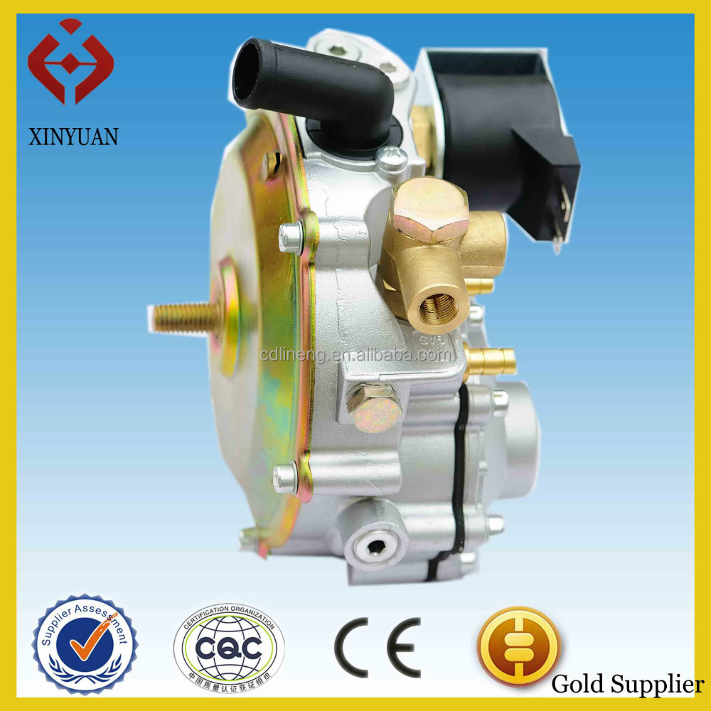 CNG Carburetor Auto engine car cng reducer