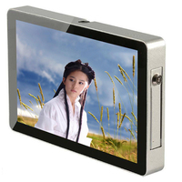 10.1 Inch Back Mount Split Screen Ethernet Lan Wifi Touch Kiosk
