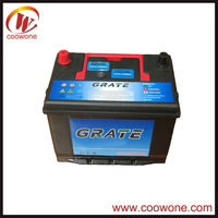 China Factory Price AC Delco Car Battery