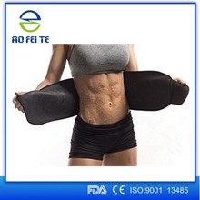 2017 CE certification Waist Trimmer Weight Loss Ab Belt - Premium Stomach Wrap and Waist Trainer ab trainer