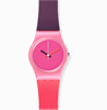 Girls Fashion Cute Cartoons Bunny Quartz Analog three colors Silicone Wrist Watch