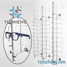 [YUCHENG]locking optical sunglasses wall display rod Y014-16