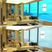 pdlc smart film/window film glass/car electric tint