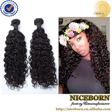 Wholesale brazilian hair in china, Afro braid in weave braid in human hair bundles, 100% human hair braiding hair