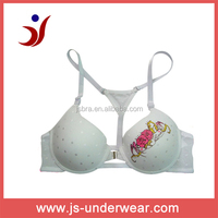 Hot design sexy and transparent bra, sexy girls with no bra, JS-91,B/C, Accept OEM