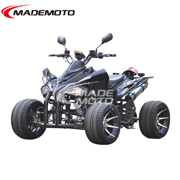 2015 road legal EEC ATV QUAD with individual design, 125cc ATV,4 speeds
