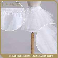 Wholesale Baby Fluffy Tutu Skirt Slips Crinoline Bridal Petticoats For Girls
