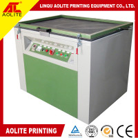 Vacuum Screen Printing Exposure Machine on hot sale in 2015