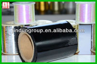 2013 fashion color metalized single/double sides coated film