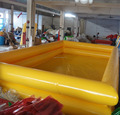 Water game inflatable pool/swimming pool inflatable/giant inflatable pool
