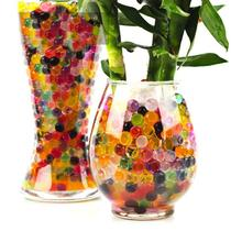 British hot sale absorbent resin ECO material crystal soil for plant Soilless cultivation water gel beads orbeez