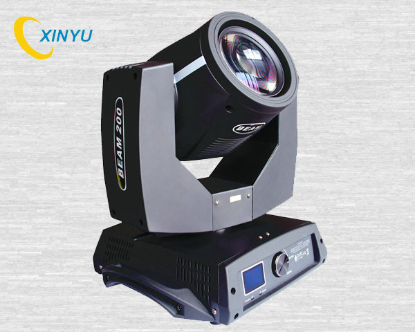 200W 5R Beam Wash Gobo Moving Head Spot Light