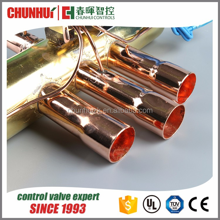 air conditioner chunhui refrigeration 4-way reversing valve
