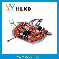 bluetooth parts hoverboard electronic circuit board