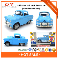 Hot sale small metal model toy cars diecast modle car with 1:43 scale