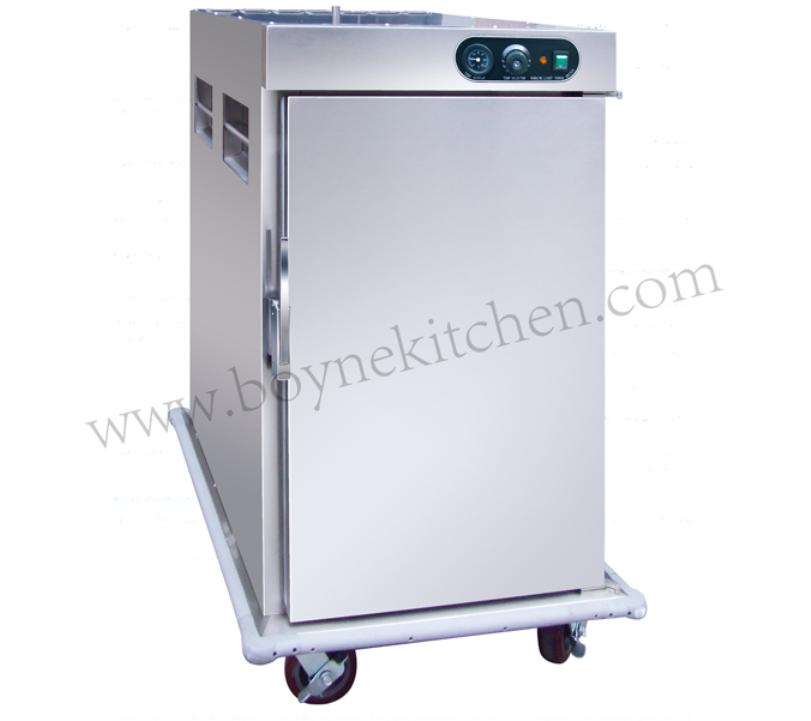Movable Commercial Kitchen Equipment 1 Door Food Warmer Cart/banquet ...