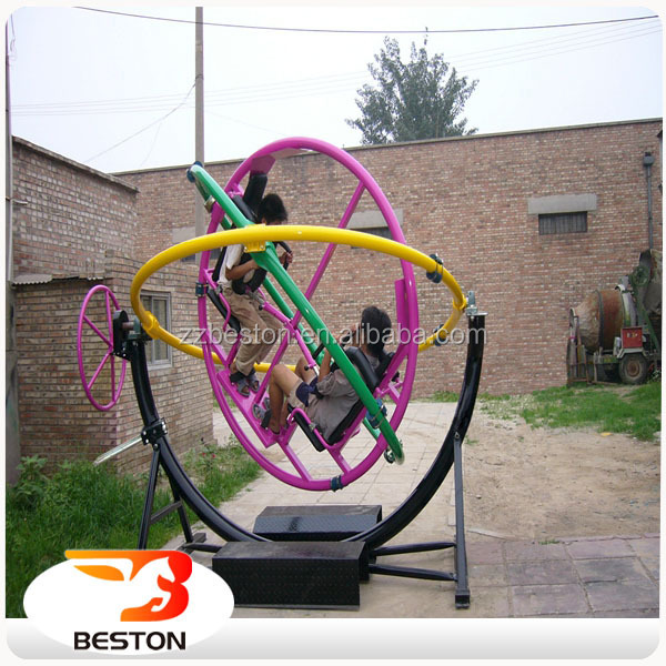 Hot!!! thrilling amusement gyroscope orbitronics