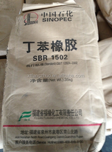 SBR Styrene Butadiene Rubber SBR 1502 Synthetic Rubber
