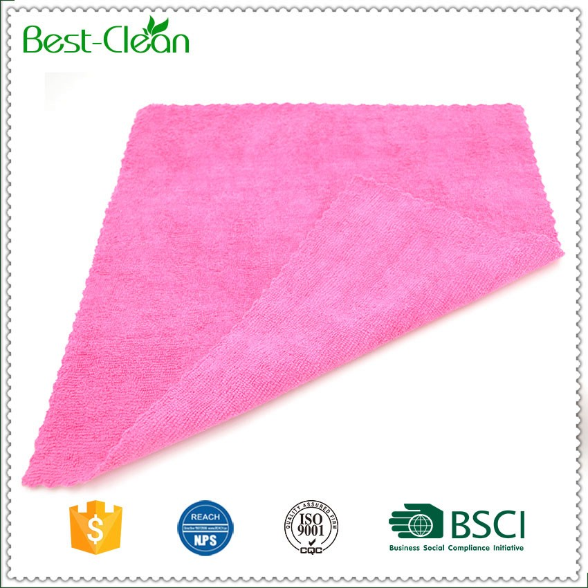 2017 Top Selling Quick Dry Microfiber Gun Cleaning Cloth