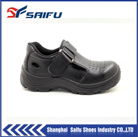 S1P standard steel toe cap safety shoes