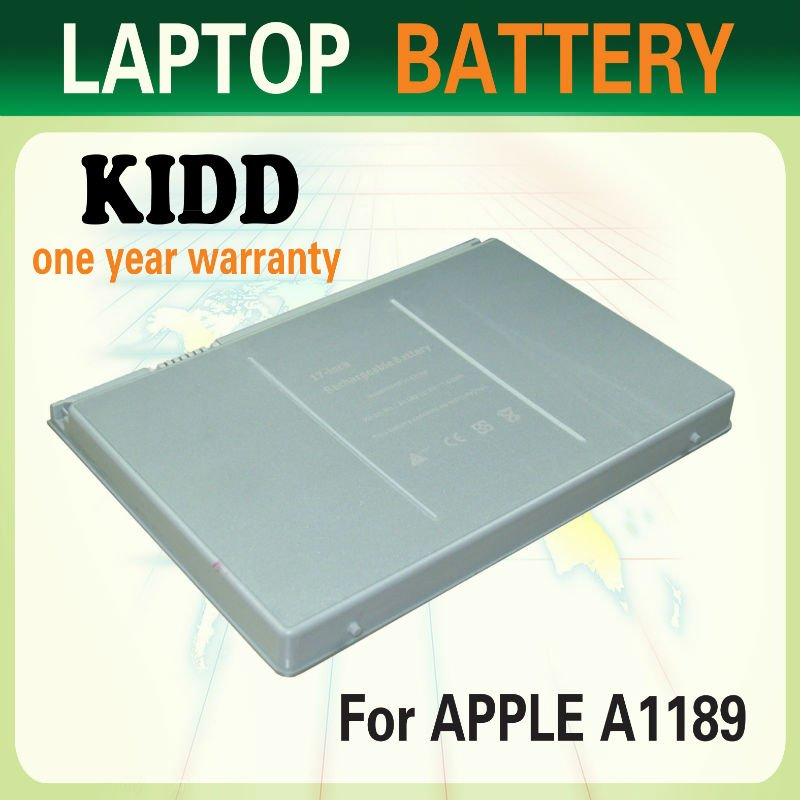 "OEM Laptop Battery for Apple Macbook Pro 17"" Series A1189 A1151 MA611 MA458"