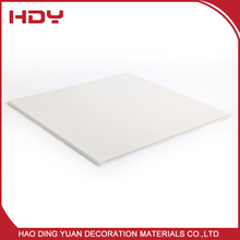Metal Building Materials Aluminum Lay In Thermal Insulation Ceiling Panels