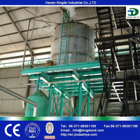 palm kernel oil making machine, Crude palm oil refining line