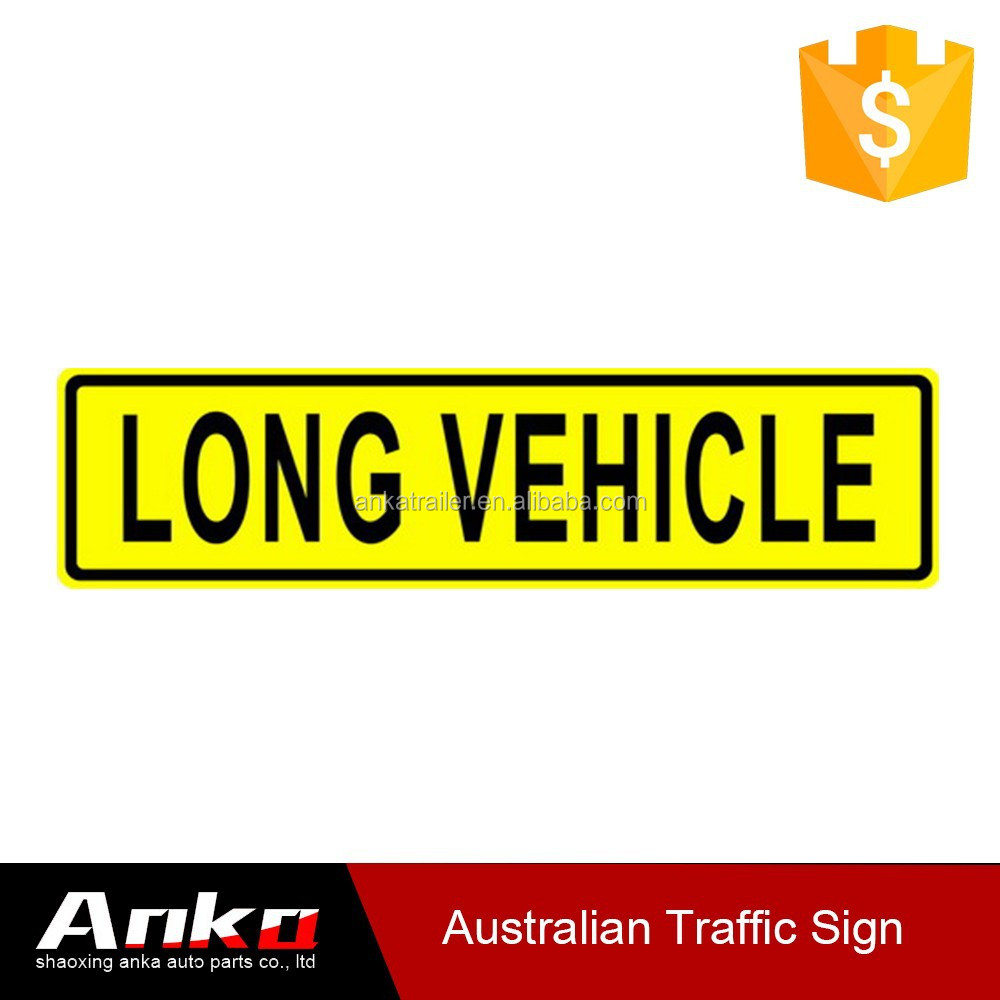 AU Long Vehicle highway road reflector traffic safety