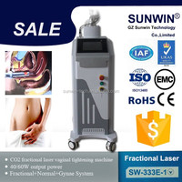 2016 Economic effective CO2 Fractional laser /laser wrinkle removal cost