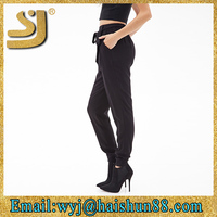 ladie's performance hip hop dance pants ,high quality women ski pants