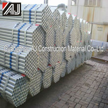 scaffold galvanize pipe 6 meter
