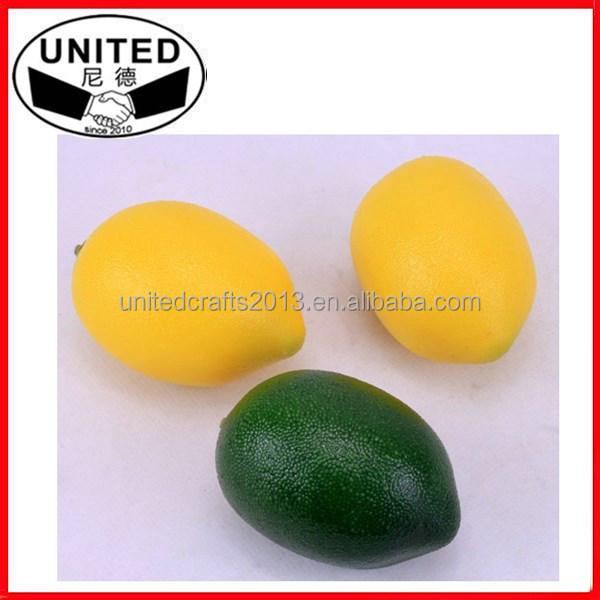 fake fruit is lemon a fruit