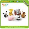 Fancy 3D Puzzle Animals Design Eraser