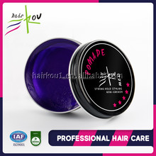 Strong Hold Slicked-back Mens Hair Gel Water Based Hair Pomade Wax