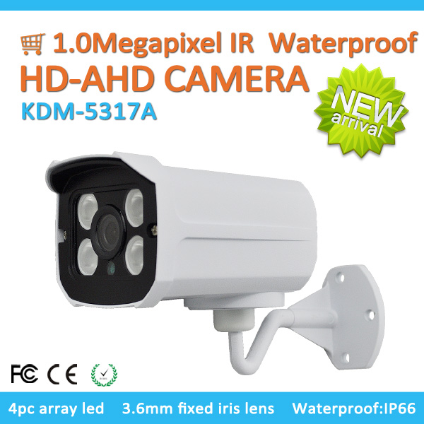 High Quality 1.0MP 1.3MP CCTV AHD Full HD Digital Camera