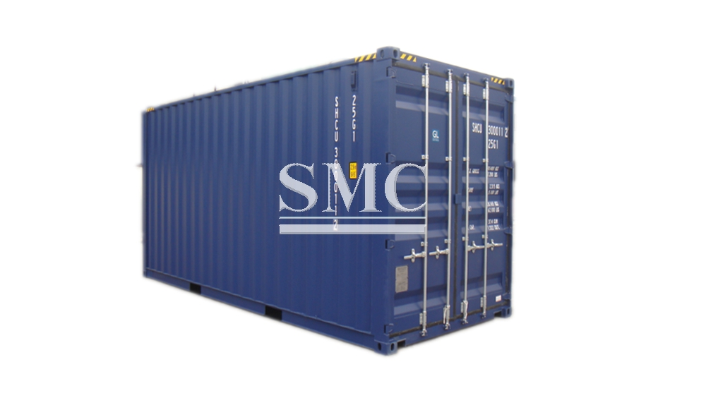 Container and container lashing and fitting and 40 hq container