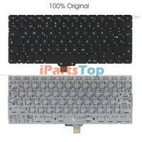 "100% Original Genuine OEM Brand New SP Spanish Keyboard Replacement For Macbook Pro 13"" A1278 MB990 MB991 2009 2010 2011"