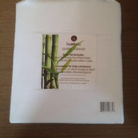 Luxury 100 300TC Sateen Bamboo Sheet