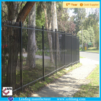 Tested Durablity Removable Fence/Iron Fences/Wrought Iron Fences