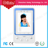 Ibaby new model Human Being GPS Mobile Phone Tracker For the Aged/Kids
