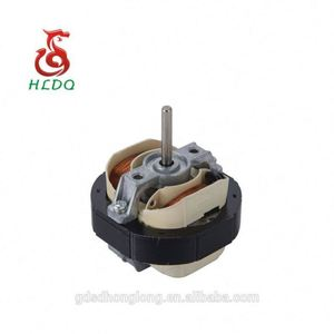 Wholesale condenser ac synchronous gear motor cross flow fan motor