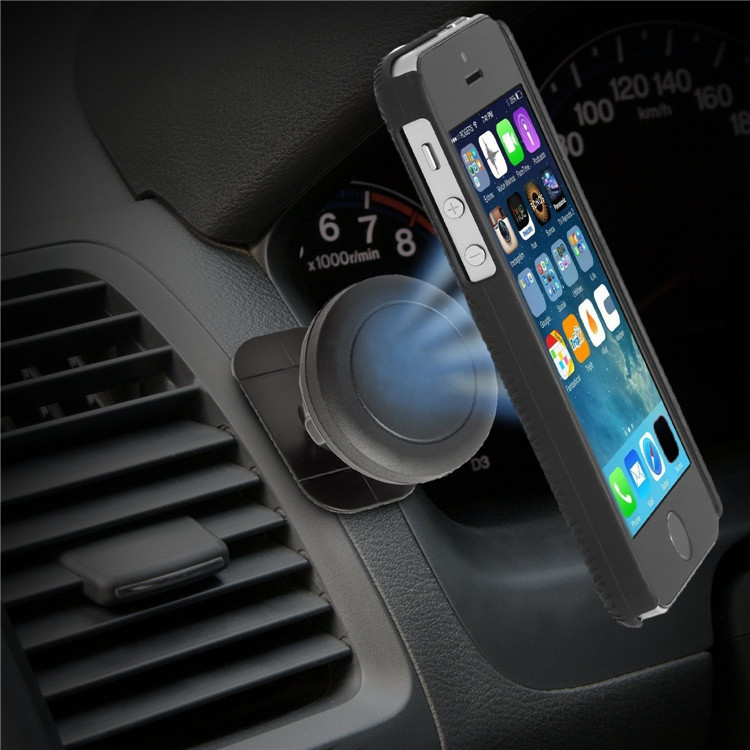 2018 Free Sample Car Mobile Phone Holder, 360 Rotating Magnetic Moble Phone Car Holder