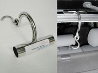 Paintles Dent Repair (PDR) Stainless Steel Tail Gate - Hatch Tool Hanger