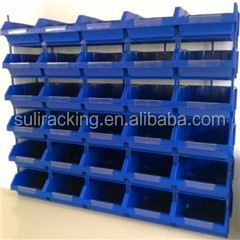 China manufacturer spare parts plastic storage bins