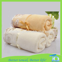 High Absorbent 80% Polyester 20% polyamide Bath Towel