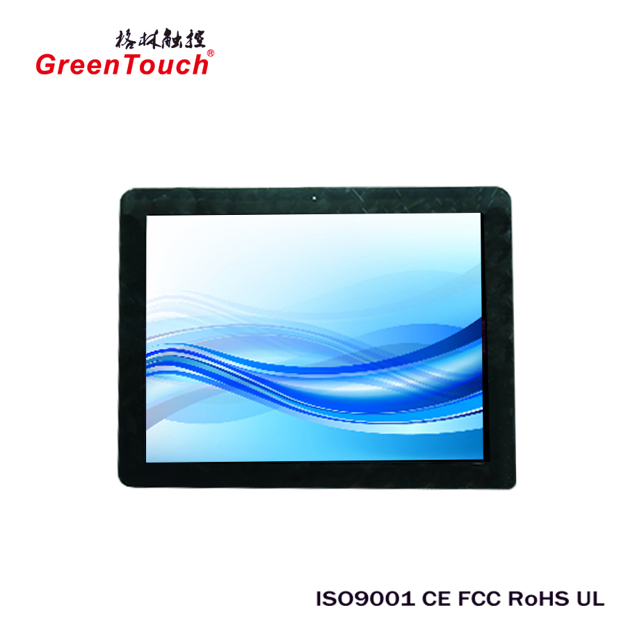 "10 Touch Points 32"" inch USB Capacitive Multi touch Screen Monitor"