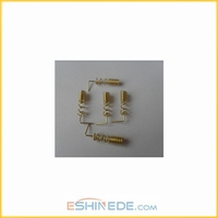 GSM / GPRS antenna 0.8mm bold spring helical coil winding copper antenna GSM antenna motherboard soldering