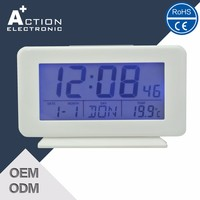 The Most Popular Ce Certified Low Cost Mini Led Digital Clock Project