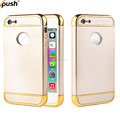 High quantity Carbo fiber case 3 in 1 case for iphone5 TPU+PC